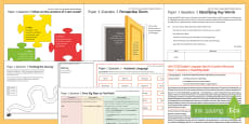 AQA English Language Paper 1 Q3 Resource Pack
