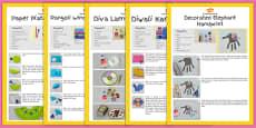 Diwali Craft Activity Pack