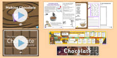 York - Chocolate Story Event Activity Pack