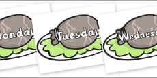 Days of the Week on Haggis
