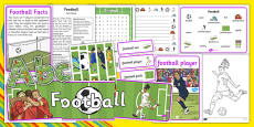 Rio 2016 Olympics Football Resource Pack