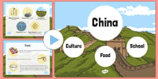 China Information PowerPoint