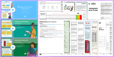 SATs Survival: Year 6 Term 3 Reading Bumper Assessment Pack