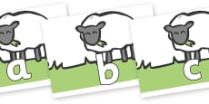 Phoneme Set on Sheep to Support Teaching on Pig in the Pond