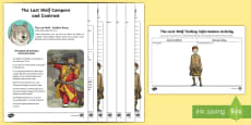 * NEW * Novel Study Resource Pack to Support Teaching on The Last Wolf by Michael Morpurgo
