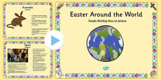 Easter Around the World PowerPoint Polish Translation