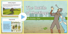 The Battle of Hastings PowerPoint
