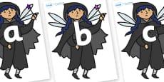 Phoneme Set on Evil Fairy
