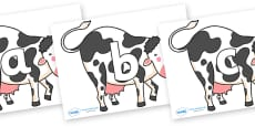 Phoneme Set on Bullabaloo Cow to Support Teaching on Farmyard Hullabaloo