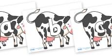 Phoneme Set on Bullabaloo Cow to Support Teaching on Farmyard Hullabaloo