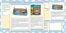 Editable Class Toy Diary Entries