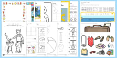 Summer End of Year ECE Activity Pack