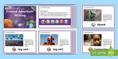 What Is a Fronted Adverbial? Fronted Adverbials Writing Challenge Cards