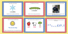 Literacy Morning Work Activity Cards