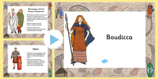 Boudicca Information PowerPoint