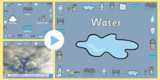 Water Video PowerPoint