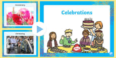 Celebrations Photo PowerPoint