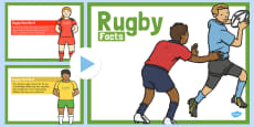 Rugby Facts PowerPoint