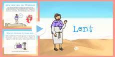 Lent Assembly Presentation