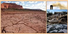 Climate Change Photopack