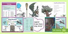 KS2 Fantasy Story Writing Resource Pack
