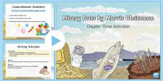 Chapter 3 Activities to Support Teaching on Misery Guts by Morris Gleitzman PowerPoint