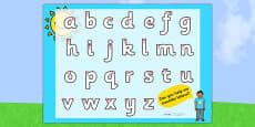 Summer Themed Letter Writing Activity Sheet