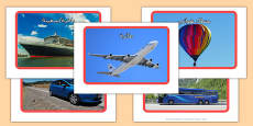 Transport Photo Pack Arabic