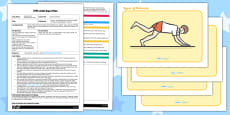 Body Movements EYFS Adult Input Plan and Resource Pack