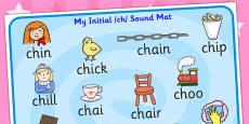 ch Sound Mat