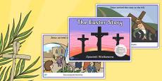 The Easter Story Polish Translation