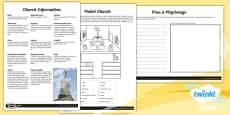 PlanIt - RE Year 4 - Christianity Home Learning Tasks