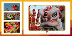 Chinese Dragon Display Photos