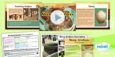 PlanIt - History UKS2 - The Shang Dynasty Lesson 5: Shang Artefacts Lesson Pack