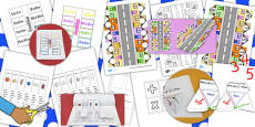 Maths Interactive Visual Aids Resource Pack