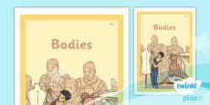 PlanIt - Art LKS2 - Bodies Unit Book Cover