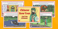 Chinese New Year Story Romanian Translation