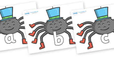 Phase 2 Phonemes on Spiders