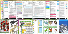 EYFS Adult Input Planning and Resource Pack to Support Teaching on Walking Through the Jungle