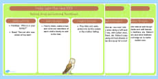 Owl EYFS Lesson Plan Ideas