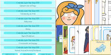 EYFS Cinderella Lesson Plan and Enhancement Ideas