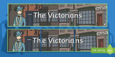The Victorians Display Banner
