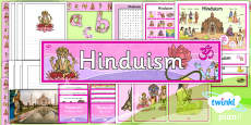 PlanIt - RE Year 3 - Hinduism Unit Additional Resources
