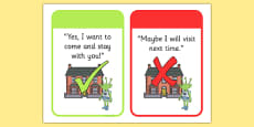 Be My Friend Cards