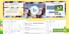 * NEW * Easter PowerPoint Pack - French