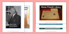 Anne Frank Poster Pack