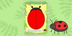 Number Bonds to Ten Ladybird Playdough Mat