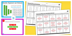 Year 2 Maths Estimating Calculations Lesson Pack