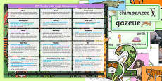 EYFS Enhancement Ideas and Resource Pack to Support Teaching on Rumble in the Jungle