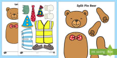 Split Pin Bear Activity